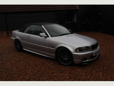 BMW 3 Series Convertible 2.5 325Ci 325 Sport 2dr