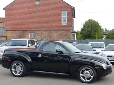 Chevrolet SSR Pickup 6.0 LS2 PICK UP AUTOMATIC