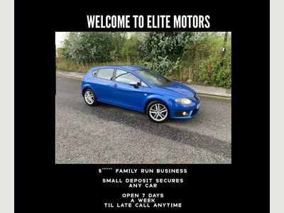 SEAT Leon Hatchback 2.0 TDI FR 5dr