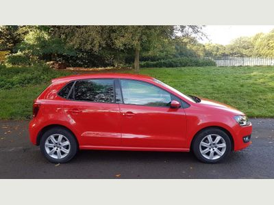 Volkswagen Polo Hatchback 1.2 Match Edition Hatchback 5dr Petrol Manual (128 g/km, 59 bhp)