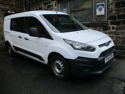 Ford Transit Connect Window Van 1.6 TDCi 230 L2 4dr
