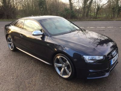 Audi S5 Coupe 3.0 TFSI V6 Black Edition S Tronic quattro (s/s) 2dr