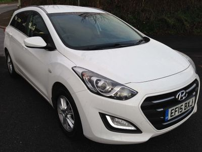 Hyundai i30 Estate 1.6 CRDi Blue Drive SE Tourer 5dr