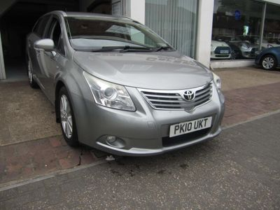 Toyota Avensis Estate 2.2 D-CAT T4 5dr