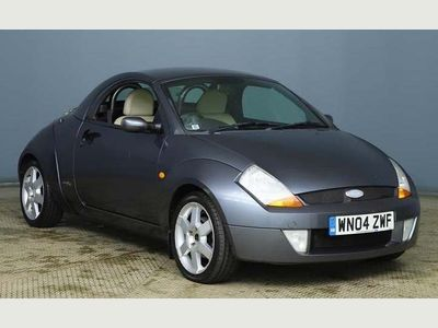 Ford Streetka Convertible 1.6 Winter 2dr