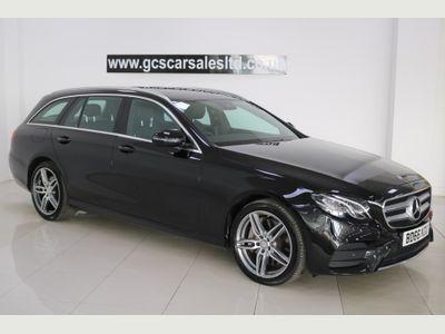 Mercedes-Benz E Class Estate 3.0 E350d V6 AMG Line G-Tronic+ (s/s) 5dr