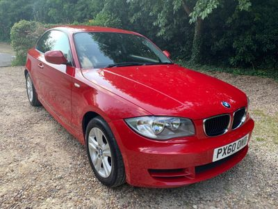 BMW 1 Series Coupe 2.0 120i ES 2dr