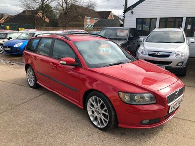 Volvo V50 Estate 2.0 D Sport 5dr