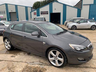 Vauxhall Astra Hatchback 2.0 CDTi SRi 5dr