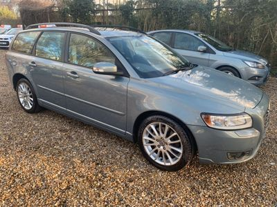 Volvo V50 Estate 2.0 D3 SE Geartronic 5dr