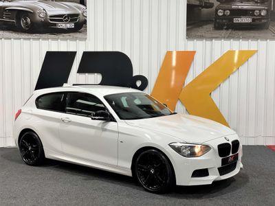 BMW 1 Series Hatchback 2.0 116d M Sport Sports Hatch (s/s) 3dr