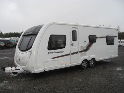 Swift CHALLANGER 625 Tourer 2012 6 BERTH