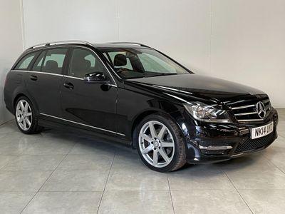 Mercedes-Benz C Class Estate 2.1 C220 CDI AMG Sport Edition (Premium) 7G-Tronic Plus 5dr