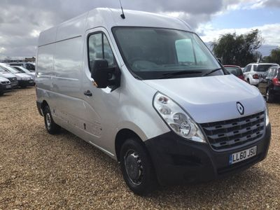 Renault Master Panel Van 2.3 dCi 35 Long Overhang Panel Van RWD LWB High Roof EU5 5dr (TRW)