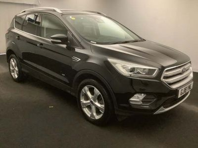 Ford Kuga SUV 1.5T EcoBoost Titanium X Auto AWD (s/s) 5dr