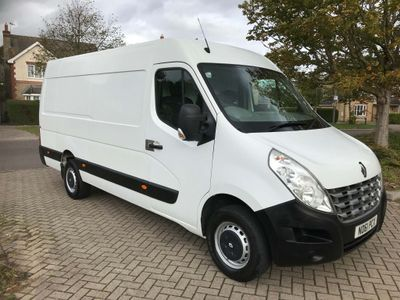 RENAULT MASTER Panel Van MASTER MM35 DCI 100 LONG WHEEL BASE
