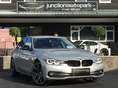 BMW 3 Series Saloon 1.5 318i Sport (s/s) 4dr