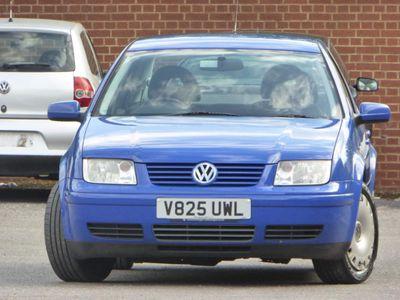 Volkswagen Bora Saloon 1.6 SE 4dr