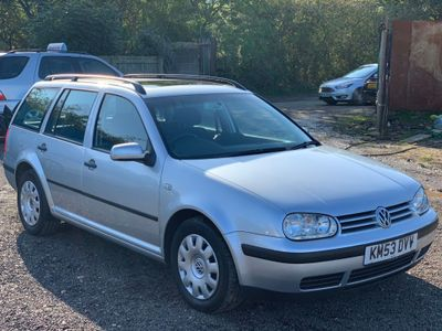 Volkswagen Golf Estate 2.0 SE 5dr