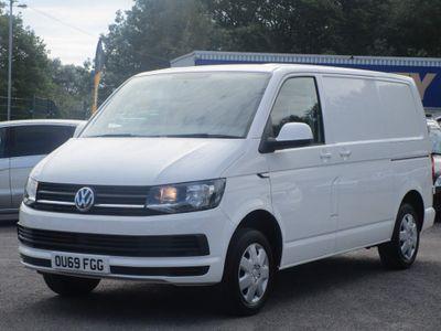 Volkswagen Transporter Panel Van 2.0 TDI T28 Trendline FWD SWB EU6 (s/s) 5dr