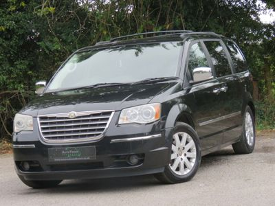 CHRYSLER GRAND VOYAGER MPV 2.8 CRD Limited 5dr