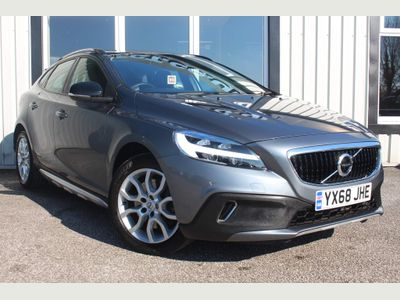 Volvo V40 Cross Country Hatchback 1.5 T3 GPF Auto (s/s) 5dr