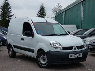 Renault Kangoo Temperature Controlled 1.5 TD dCi ML19 FWD MWB 3dr