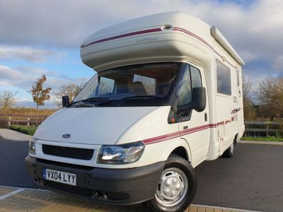 Auto-Sleepers Pollensa Coach Built Ford transit 2.4 td