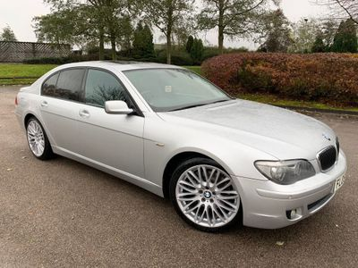 BMW 7 Series Saloon 5.0 750i Sport 4dr
