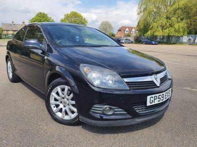 Vauxhall Astra Hatchback 1.8 i VVT 16v Exclusiv Sport Hatch 3dr