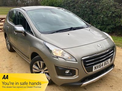 Peugeot 3008 SUV 1.6 HDi FAP Active 5dr