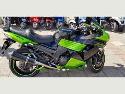 Kawasaki ZZR1400 Sports Tourer 1400