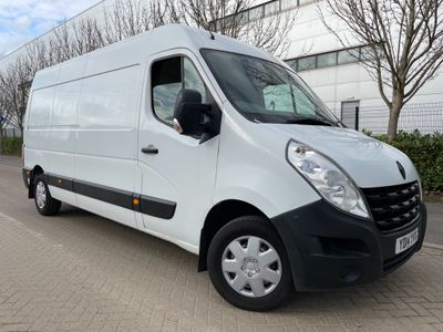 Renault Master Panel Van 2.3 dCi 35 FWD LWB Medium Roof EU5 5dr