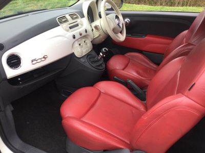 Fiat 500C Convertible 1.3 MultiJet Lounge 2dr