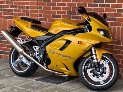 Triumph Daytona 955 Super Sports 955