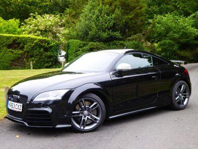 Audi TT RS Coupe 2.5 TFSI S Tronic quattro 3dr