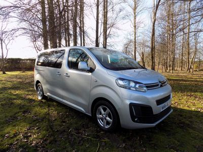 Citroen SpaceTourer MPV 1.6 BlueHDi Business M MWB EU6 (s/s) 5dr