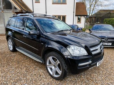 Mercedes-Benz GL Class SUV 3.0 GL350 CDI BlueEFFICIENCY 5dr