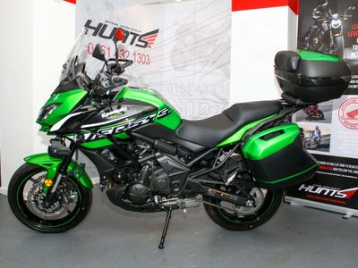 Kawasaki Versys 650 Adventure 650 ABS Grand Tourer