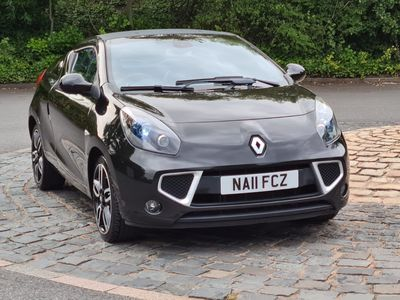 Renault Wind Convertible 1.2 TCe GT Line 2dr