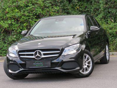 Mercedes-Benz C Class Saloon 2.1 C220d SE (s/s) 4dr