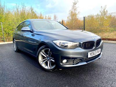 BMW 3 Series Gran Turismo Hatchback 2.0 320d Sport GT Auto (s/s) 5dr