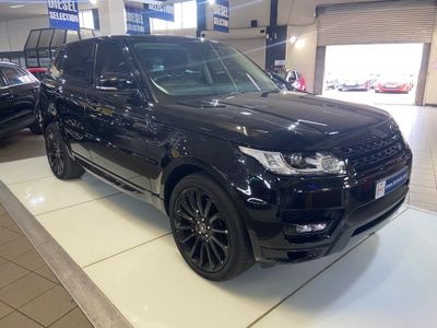Land Rover Range Rover Sport SUV 3.0 SD V6 Autobiography Dynamic CommandShift 2 4X4 (s/s) 5dr