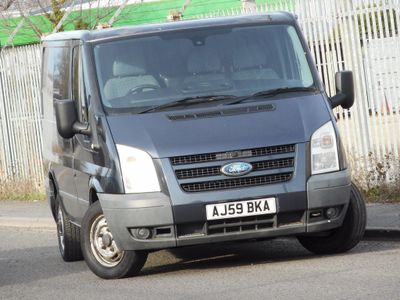 Ford Transit Panel Van 2.2 TDCi 260 Trend Low Roof Panel Van S 5dr (SWB)