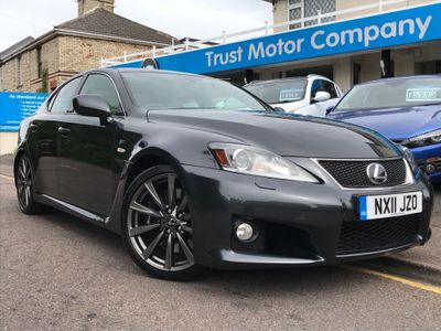 Lexus IS F Saloon 5.0 4dr