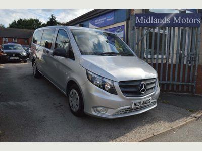 Mercedes-Benz Vito Other 2.1 114 CDi BlueTEC PRO Tourer G-Tronic+ RWD L3 EU6 (s/s) 5dr