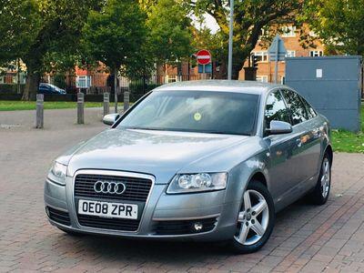 Audi A6 Saloon Saloon 2.0 TDI SE CVT 4dr