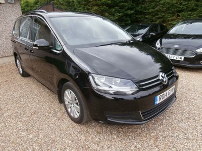 Volkswagen Sharan MPV 2.0 TD BlueMotion Tech SE DSG 5dr
