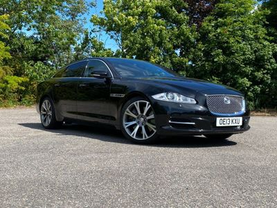 Jaguar XJ Saloon 5.0 V8 Supercharged Supersport LWB Saloon (s/s) 4dr
