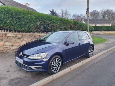 Volkswagen Golf Hatchback 1.6 TDI Match (s/s) 5dr